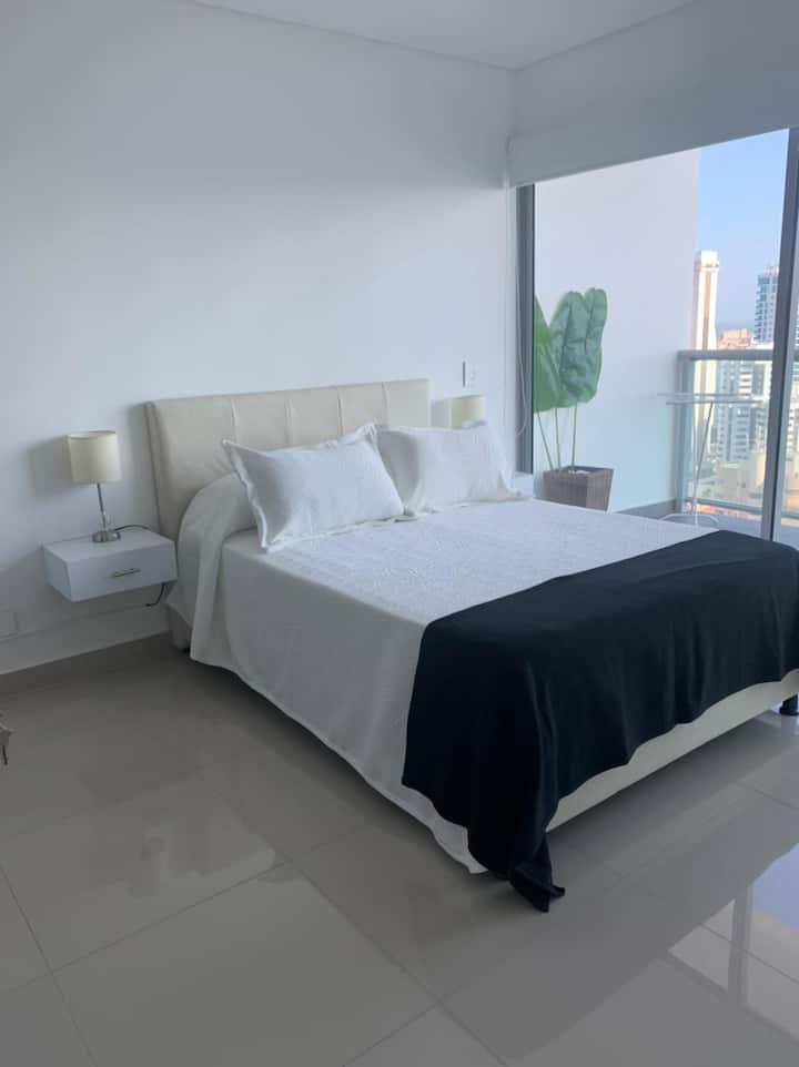 Breathtaking apartment in Bocagrande, Cartagena