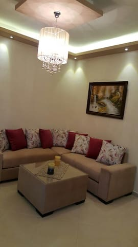 Deluxe furnish apartment 2 bedrooms - Amman - Apartment