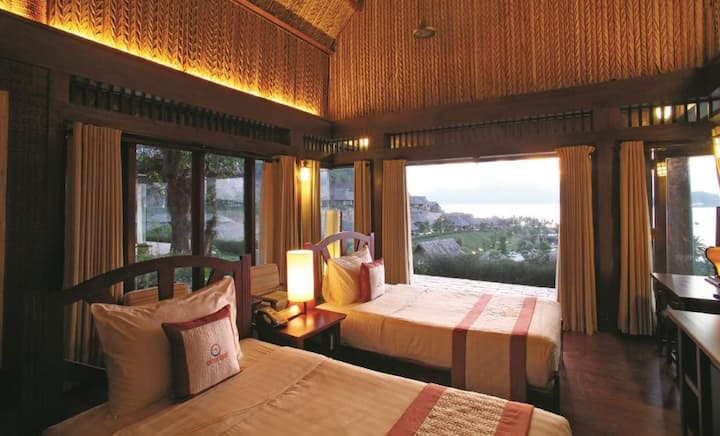 Cute And Cozy Twin Deluxe At Nha Trang