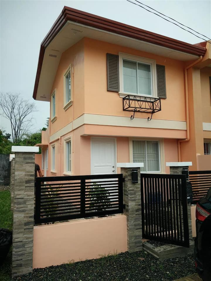 Camella 2 Bedroom House in Tagum City, Davao