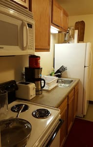 Priv 2 bed rm + priv bath downtown - Pittsburgh - Apartment