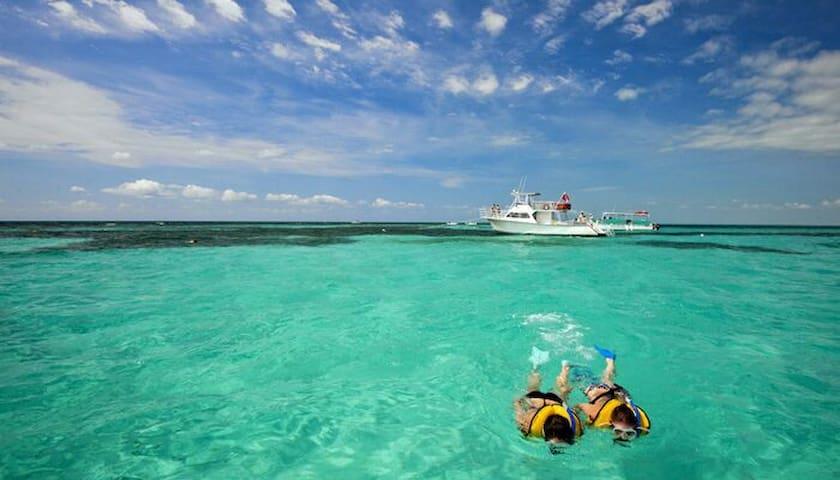 °°°BunkBed in the Florida Keys - マラトン - 別荘