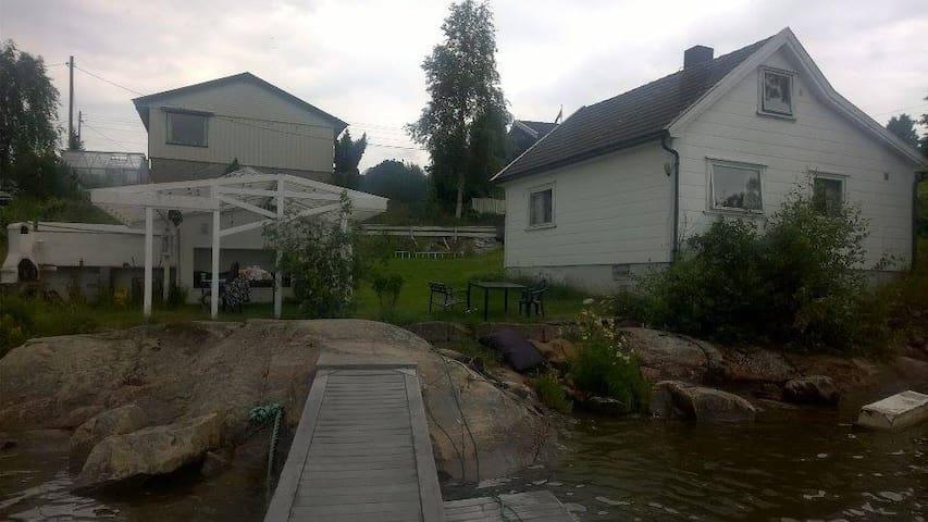 Smaal house Fredrikstad-Sarpsborg - Fredrikstad - Lägenhet