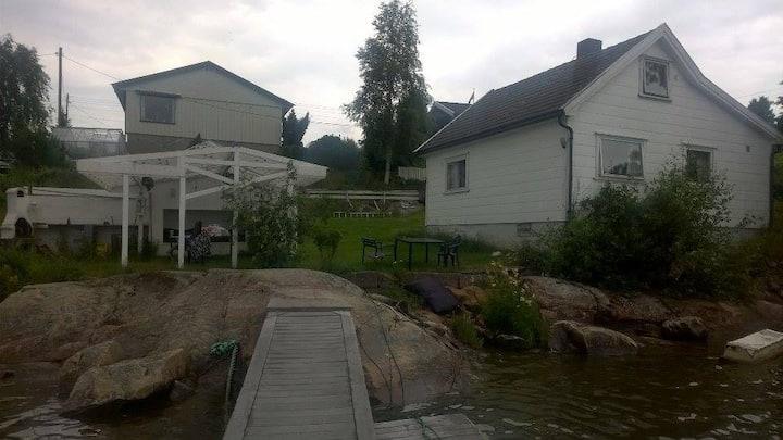 Smaal house Fredrikstad-Sarpsborg
