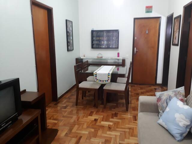 Apartamento próximo ao centro de BH