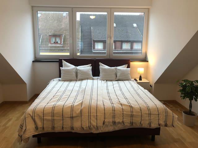 Kleines Feines City Appartement #4