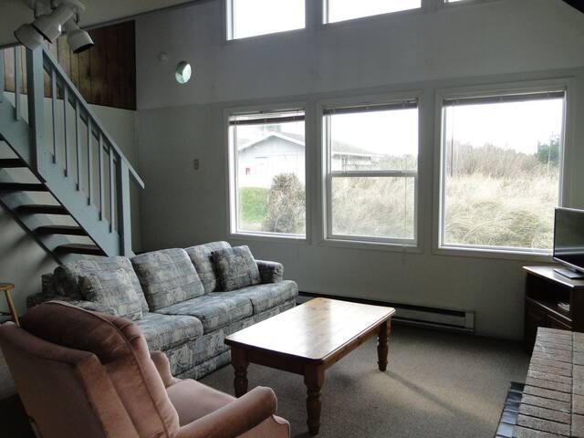 Chalet # 2 -A frame cabin