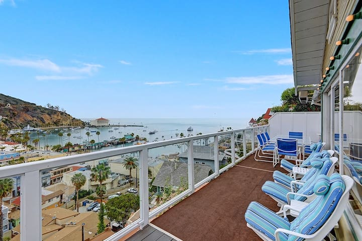 5 Bdrm Home, Vaulted Ceilings, Amazing 180 Degree Ocean View - 176 Middle Terrace