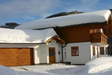 Luxury 5 bedroom chalet in Filzmoos Ski Amade - Filzmoos - Chalet