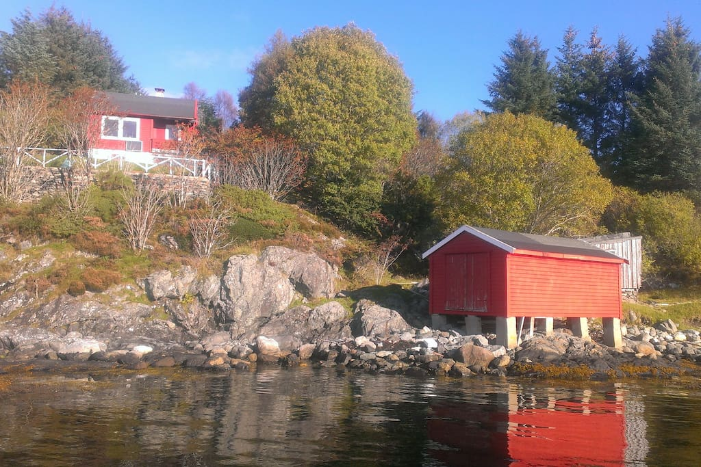 Boathouse / Naust