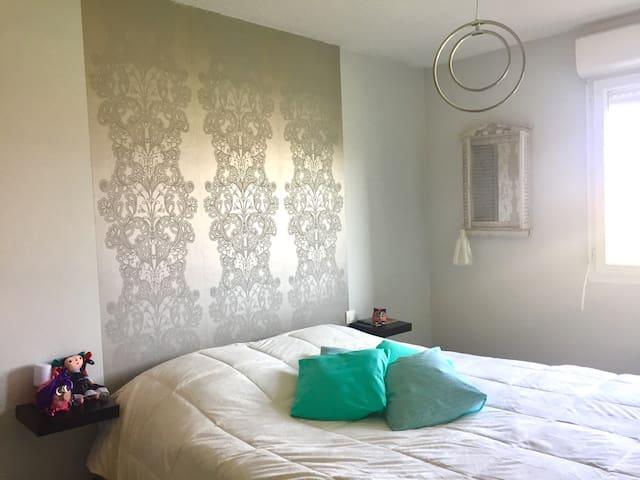 Beau T2 aux portes de Toulouse - Tournefeuille - Apartmen