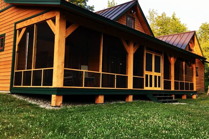 Ski House Near Jay Peak