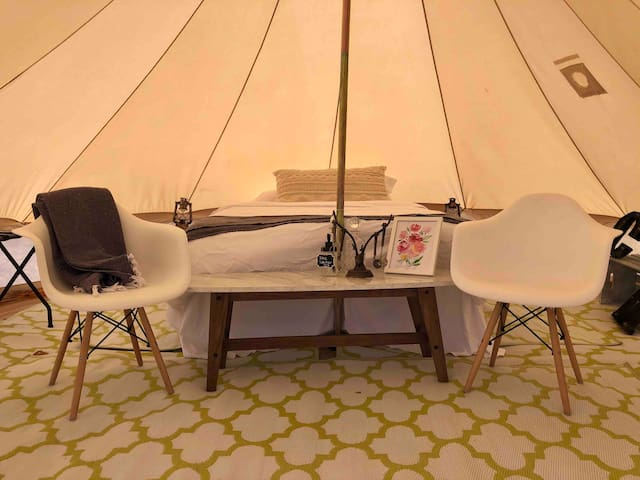 """Camp Suite, """"Suncup"""""""
