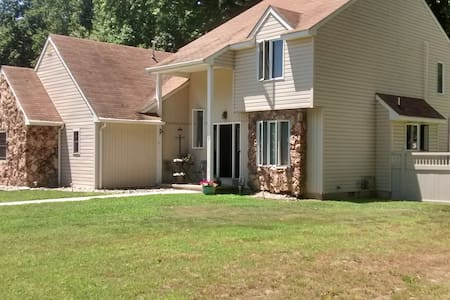 Perfect for 4+(not entire home) - Pennsville Township - Ház