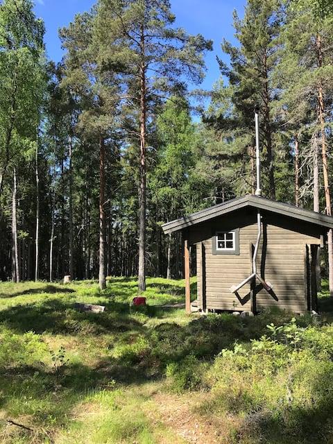 Sauna cottage