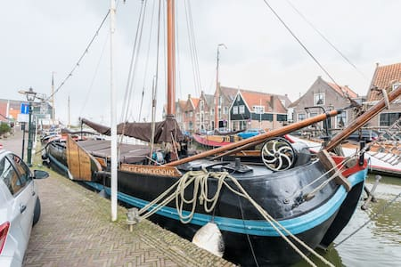 Charming ship close to Amsterdam - Boat