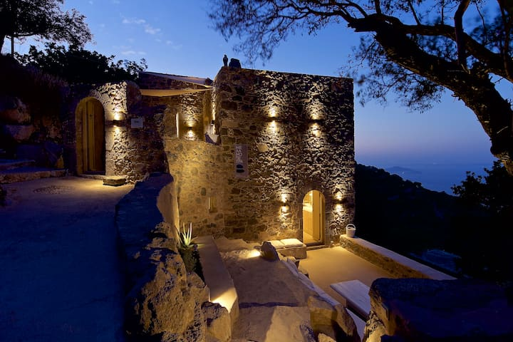 THE ROCK-THE HOME ESCAPE-Unique stone villa