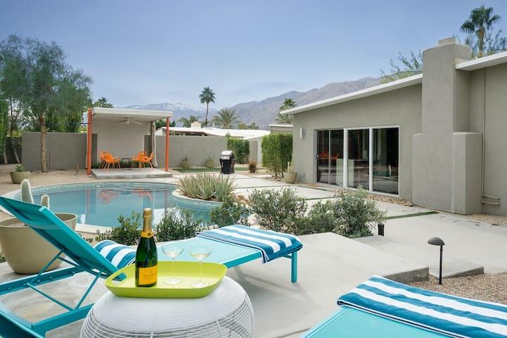 Modern Desert Oasis