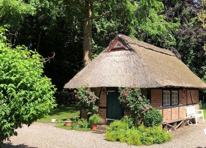 Pocket Haus auf einem Gut in Ostseenähe