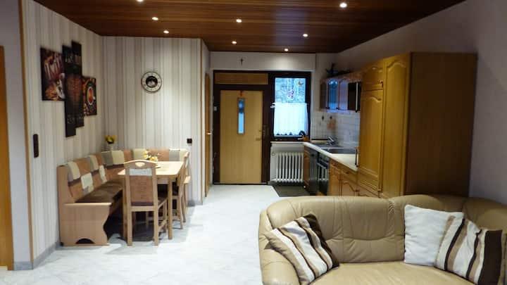 Ebenerdige Wohnung mit seperatem Eingang