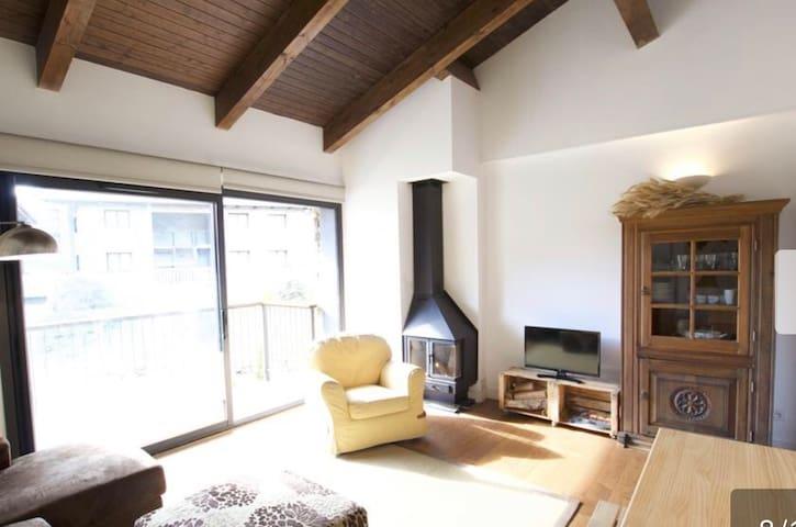 Apartamento  cerdanya francesa, ideal familias.