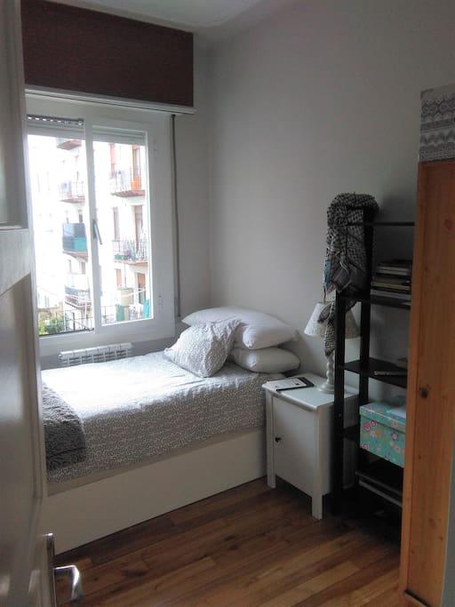 Habitación 1 -individual