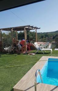Casa de campo con piscina. - House