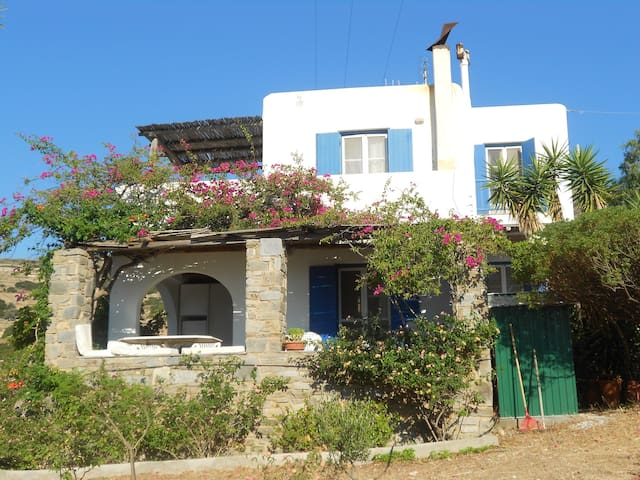 Traditional House with Sea View - Drios - Talo