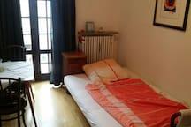 Zimmer im ehemaligen Koster