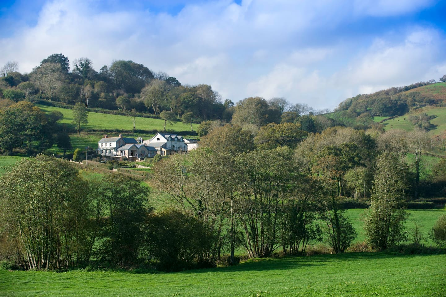 Rural retreat on our farm near Honiton and The Jurassic Coast