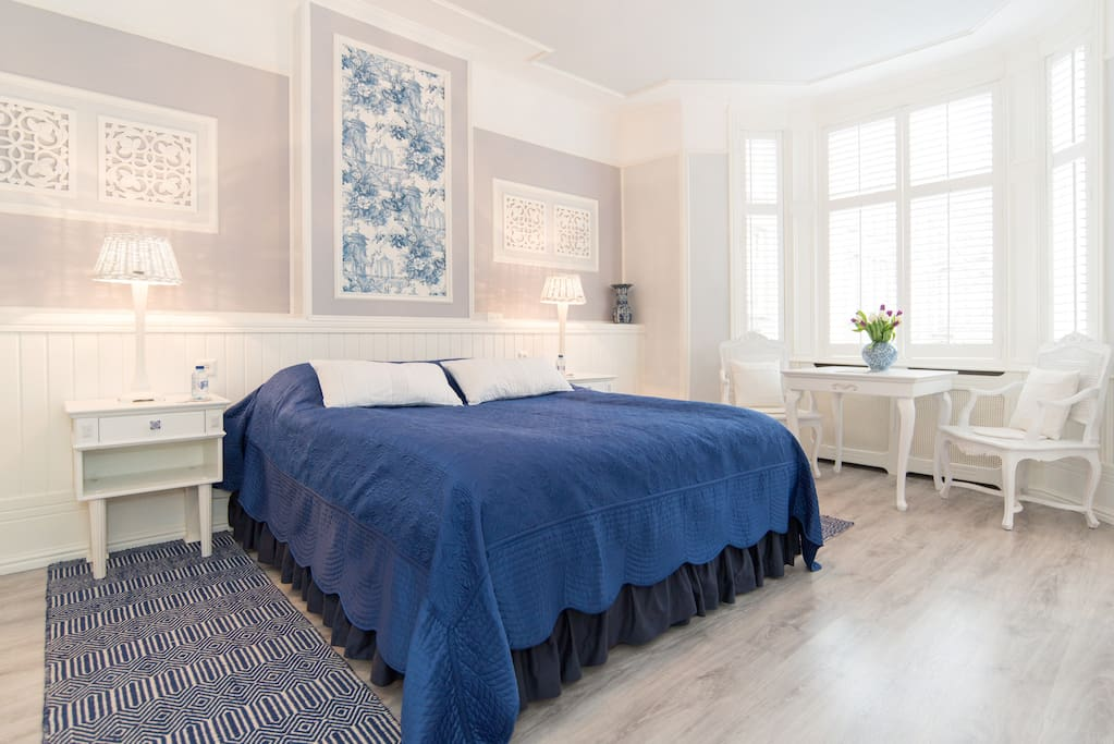 Vondelpark house room 1 chambres d 39 h tes louer for Chambre d hotes amsterdam