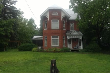 Victorian Home/One bedroom/Oldtowne - Kemptville - Ház