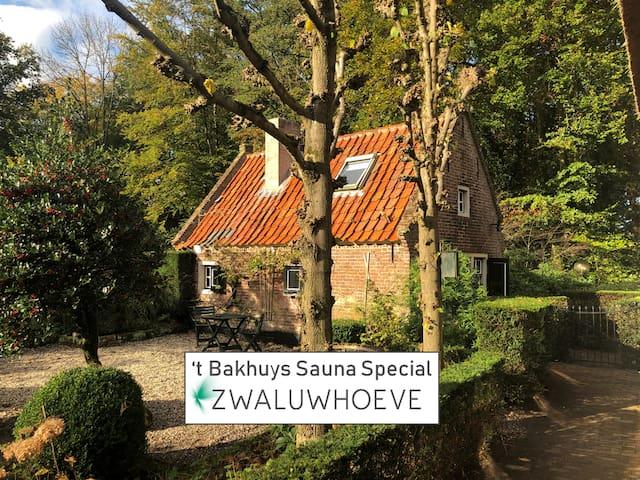 Het Bakhuys (ontbijt optioneel)