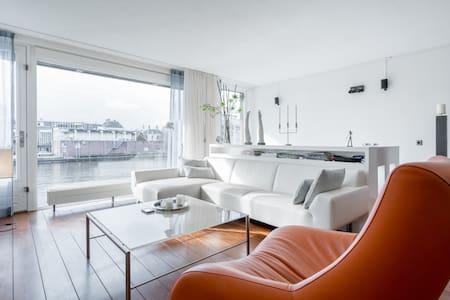 Appartement aan rivier De Zaan - Zaandam