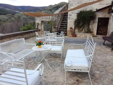 Le Case di Sant 'Andrea vidiecky cestovný ruch