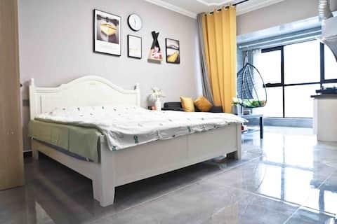地暖大床房