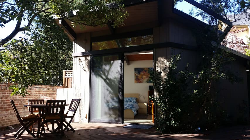 Modern Garden Studio in Palo Alto - Palo Alto - Casa