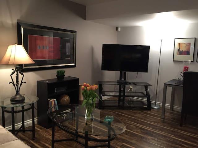 Beautiful Elegant 1 Bedroom Suite - Coquitlam - Casa