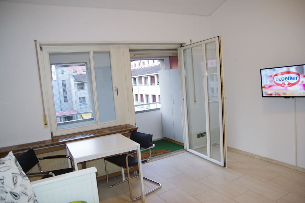 Nettes Apartment in der Waldstadt Apartments for Rent in