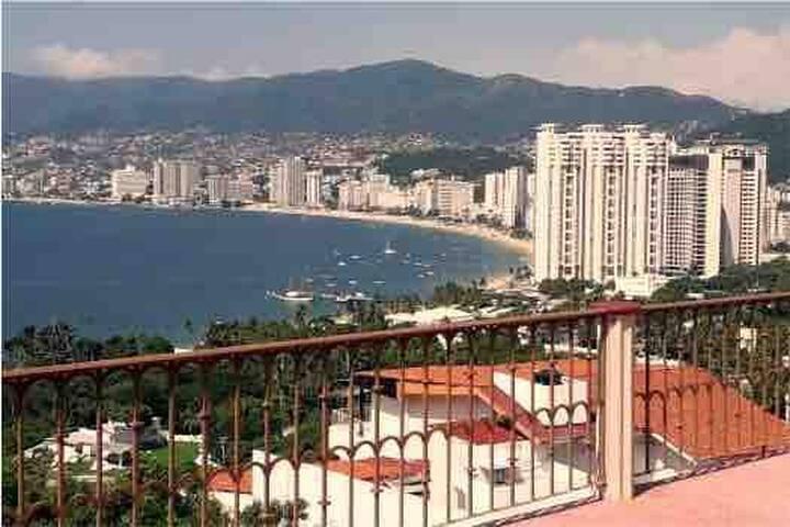 Acapulco disponible fines d sem y sem d Año Nuevo