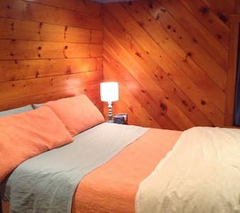 Cozy Queen bedroom near Hawk Mt - Kempton