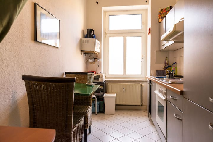Cosy little flat in the Lindenau