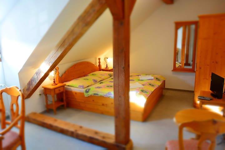 Standardní pokoj double 33, 34