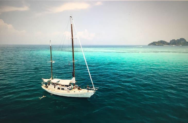 SY Madiba - Privet Yacht with Captain