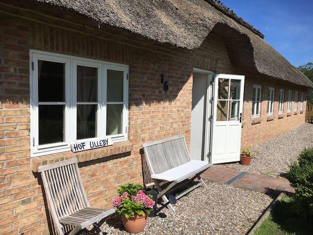 """Ferienwohnung """"Cottage"""" im Hof Lilleby"""