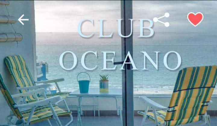 Departamento con vistas al mar