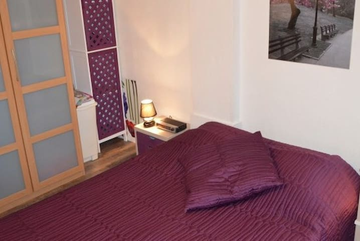 Studio au calme - Château-Gontier - Apartamento