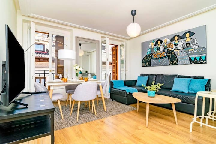 Luxurious Apartment in Calle Atocha, Madrid Centre