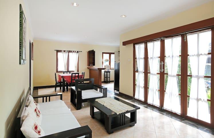 Bali Villa 2 Bed rooms,Private villa,private house
