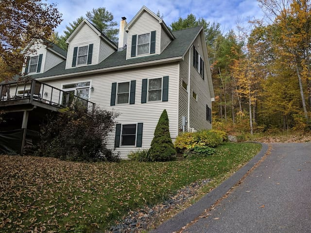 NEW! - 3 Bedroom / 2.5 Bath Stand Alone Home with Spacious Deck & Sun Room